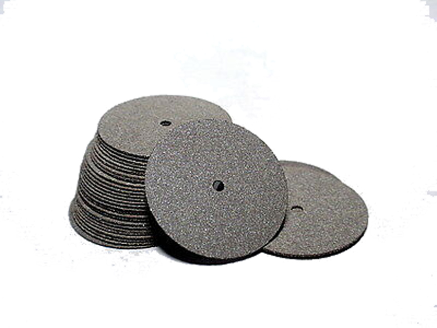 "SEPARATING DISC 7/8"" x .025"" (21mmx.63mm) box of 100"