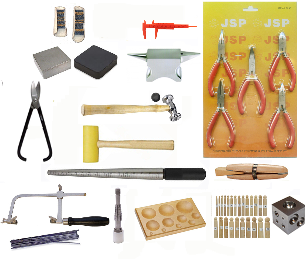JSP®DELUXE METALSMITH BEGINNERS KIT