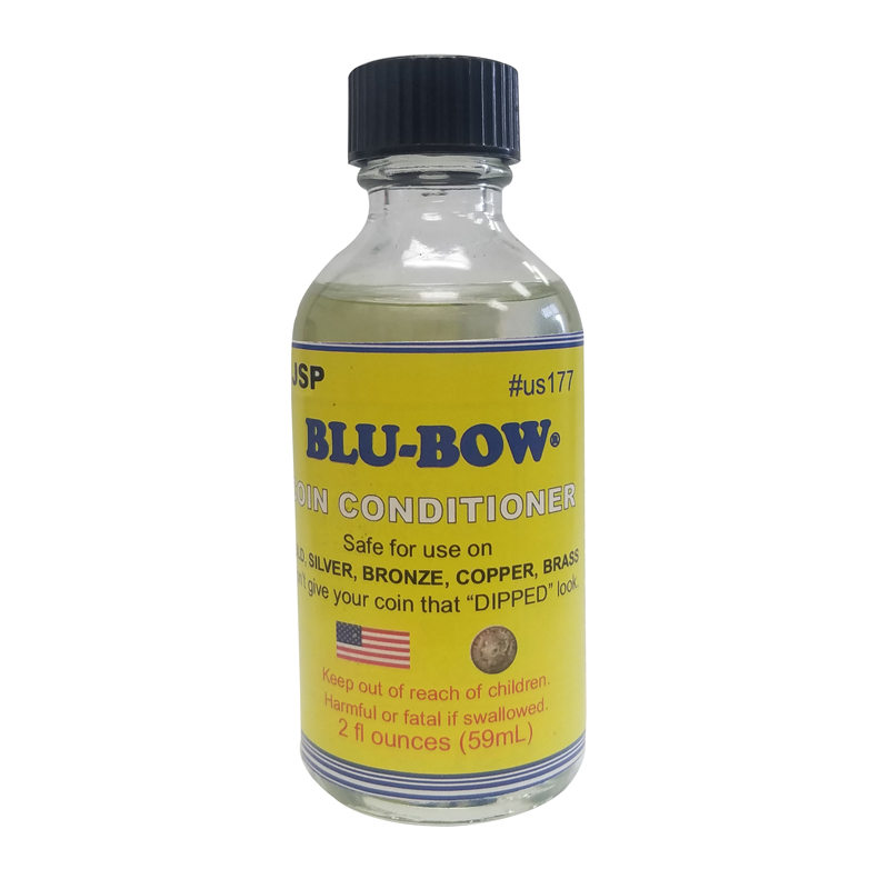 JSP® BLUE BOW COIN CONDITIONER